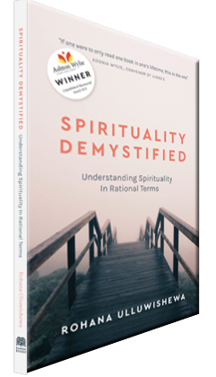 Reflection on Spirituality Demystified: Understanding Spirituality in Rational Terms