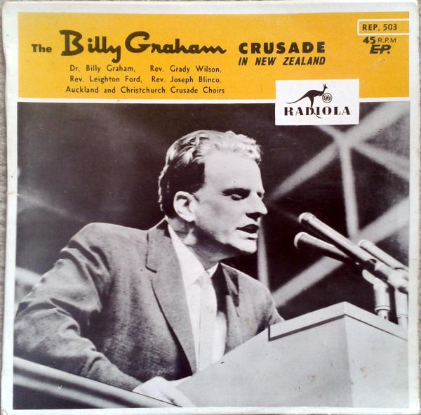 Shame on you Dr Billy Graham