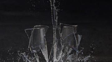 Secrets, God and broken glass