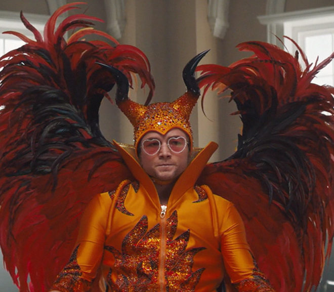 Rocketman: reinventing redemption